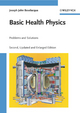 Basic Health Physics: Problems and Solutions, 2nd Edition (3527408231) cover image