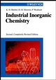 Industrial Inorganic Chemistry, 2nd Completely Revised Edition (3527613331) cover image
