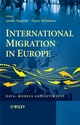 International Migration in Europe: Data, Models and Estimates