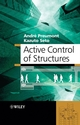 Active Control of Structures (0470033932) cover image