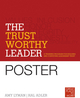 The Trustworthy Leader: A Training Program for Building and Conveying Leadership Trust Poster (0470905832) cover image