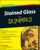 Stained Glass For Dummies (0470936932) cover image