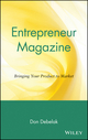 Entrepreneur Magazine: Bringing Your Product to Market (0471157732) cover image