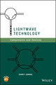 Lightwave Technology: Components and Devices (0471215732) cover image