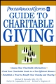PricewaterhouseCoopers Guide to Charitable Giving (0471235032) cover image