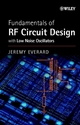 Fundamentals of RF Circuit Design: with Low Noise Oscillators (0471497932) cover image