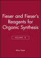 Fieser and Fieser's Reagents for Organic Synthesis, Volume 15 (0471521132) cover image