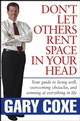 Don't Let Others Rent Space in Your Head: Your Guide to Living Well, Overcoming Obstacles, and Winning at Everything in Life (0471746932) cover image