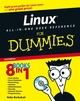 Linux All-in-One Desk Reference For Dummies, 2nd Edition (0471793132) cover image