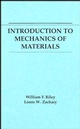 Introduction to Mechanics of Materials (0471849332) cover image