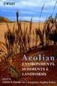 Aeolian Environments, Sediments and Landforms (0471985732) cover image