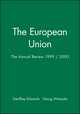 The European Union: The Annual Review 1999 / 2000 (0631221832) cover image