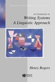 Writing Systems: A Linguistic Approach (0631234632) cover image