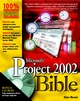 Microsoft Project 2002 Bible (0764536532) cover image