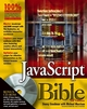 JavaScript Bible, 5th Edition (0764557432) cover image