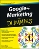 Google+ Marketing For Dummies (1118381432) cover image