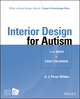 Interior Design for Autism from Birth to Early Childhood (1118680332) cover image