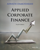 Applied Corporate Finance, 4th Edition (1118808932) cover image