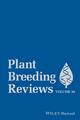 Plant Breeding Reviews, Volume 38 (1118916832) cover image