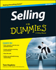 Selling For Dummies, 4th Edition (1118967232) cover image
