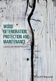Wood Deterioration, Protection and Maintenance (1119106532) cover image