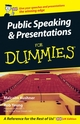 Public Speaking and Presentations for Dummies, UK Edition (1119997232) cover image