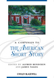 A Companion to the American Short Story (1405115432) cover image