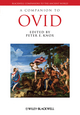 A Companion to Ovid (1405141832) cover image