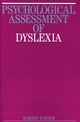 Psychological Assessment of Dyslexia (1897635532) cover image