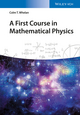 A First Course in Mathematical Physics (3527413332) cover image