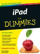 iPad für Dummies, 3. Auflage (3527686932) cover image