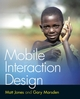 Mobile Interaction Design (EHEP000932) cover image