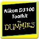 Nikon D3100 Toolkit For Dummies App (WS100032) cover image