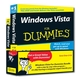 Windows Vista For Dummies, Special DVD Bundle (0470121033) cover image