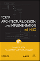 TCP/IP Architecture, Design and Implementation in Linux (0470147733) cover image