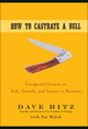 How to Castrate a Bull: Unexpected Lessons on Risk, Growth, and Success in Business (0470345233) cover image
