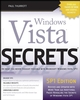 Windows Vista Secrets, SP1 Edition (0470430133) cover image