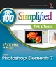 Photoshop Elements 7: Top 100 Simplified Tips and Tricks (0470503033) cover image
