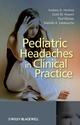 Pediatric Headaches in Clinical Practice (0470512733) cover image