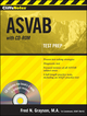 CliffsNotes ASVAB, with CD-ROM (0470566833) cover image