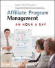 Affiliate Program Management: An Hour a Day (0470651733) cover image