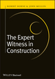 The Expert Witness in Construction (0470655933) cover image