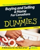 Buying and Selling a Home For Canadians For Dummies, 3rd Edition (0470676833) cover image