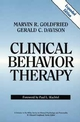 Clinical Behavior Therapy, Expanded (0471076333) cover image