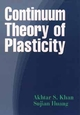 Continuum Theory of Plasticity (0471310433) cover image
