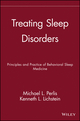 Treating Sleep Disorders: Principles and Practice of Behavioral Sleep Medicine (0471443433) cover image