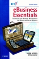 eBusiness Essentials, 2nd Edition (0471521833) cover image