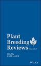 Plant Breeding Reviews, Volume 27 (0471732133) cover image