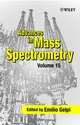 Advances in Mass Spectrometry (0471891533) cover image
