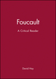 Foucault: A Critical Reader (0631140433) cover image